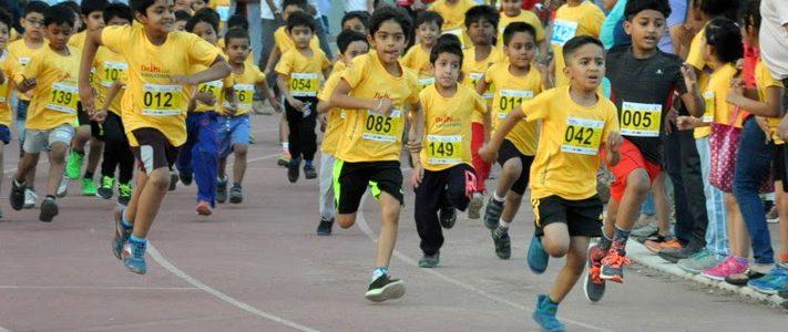 Delhi Kidsathon 2nd Edition – 8 April 2017
