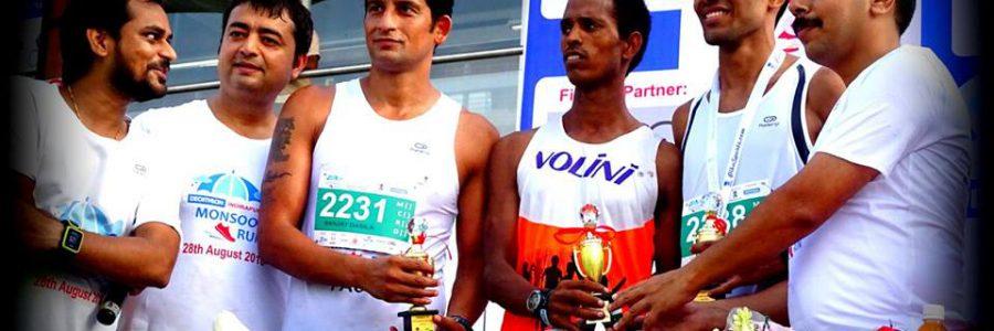 Indirapuram Monsoon Run – 20 August 2016