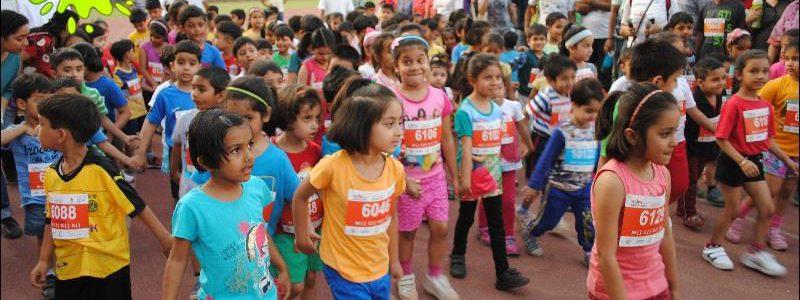 Delhi Kidsathon 1st Edition – 10 April 2016