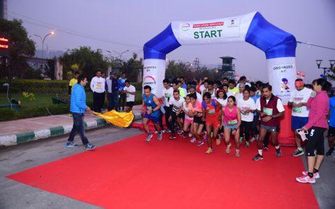 Noida Grand Marathon –  5 February 2017