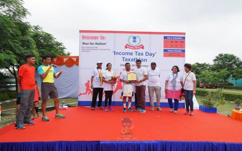 Income Tax Day Run – 24 July 2017