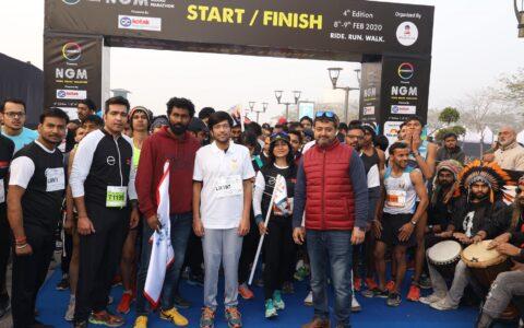 Noida Grand Marathon – 4th Edition, 8th & 9th Feb 2020